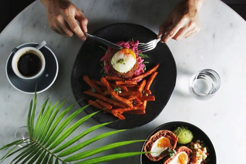 Cafes in Singapore with Takeaways and Deliveries